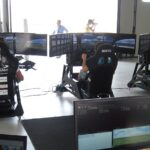 Area Gaming Sim Mini Jkw Bmw Track day Driving experience 2