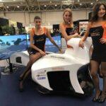 Area Gaming Sim Supercar Carman E.Pirro G.Fisichella Montella Sparco Ak informatica 2
