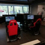 Area gaming CarMan sim Formula e Gt 1