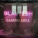 Area gaming Sim CarMan Blasteem Sparco Ak informatica 1