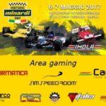 Area gaming Sim Historic Minardi Days Sparco Ak informatica Asr Gtitalia Imola autodromo 4