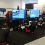 CarMan area gaming Evento Imola SBK Sparco Ak informatica 1