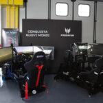 CarMan evento ACER Predator e Driving Experience 1