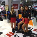 Eicma 2018 Eneos Stand MotoGp Yamaha Valentino Rossi 1