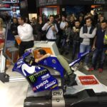 Eicma 2018 Eneos Stand MotoGp Yamaha Valentino Rossi 15