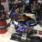 Eicma 2018 Eneos Stand MotoGp Yamaha Valentino Rossi 18