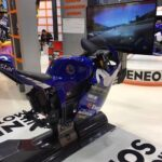 Eicma 2018 Eneos Stand MotoGp Yamaha Valentino Rossi 20