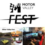Modena Motor Valley Fest Sim Area Motor Sim Federesports Formula Speed Sim Speed Room 1