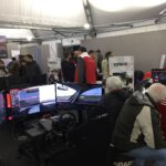 Modena Motor Valley Fest Sim Area Motor Sim Federesports Formula Speed Sim Speed Room 12