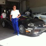 Driving Experience Day test F360 challenge Adria