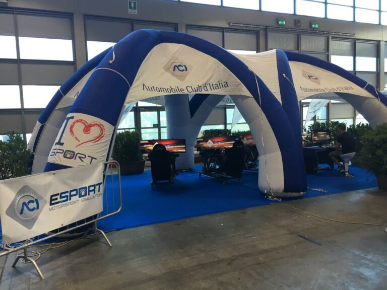 Meeting Rimini – AciSport Stand AciEsport …