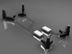 Kit Dbox motion 15 Detail