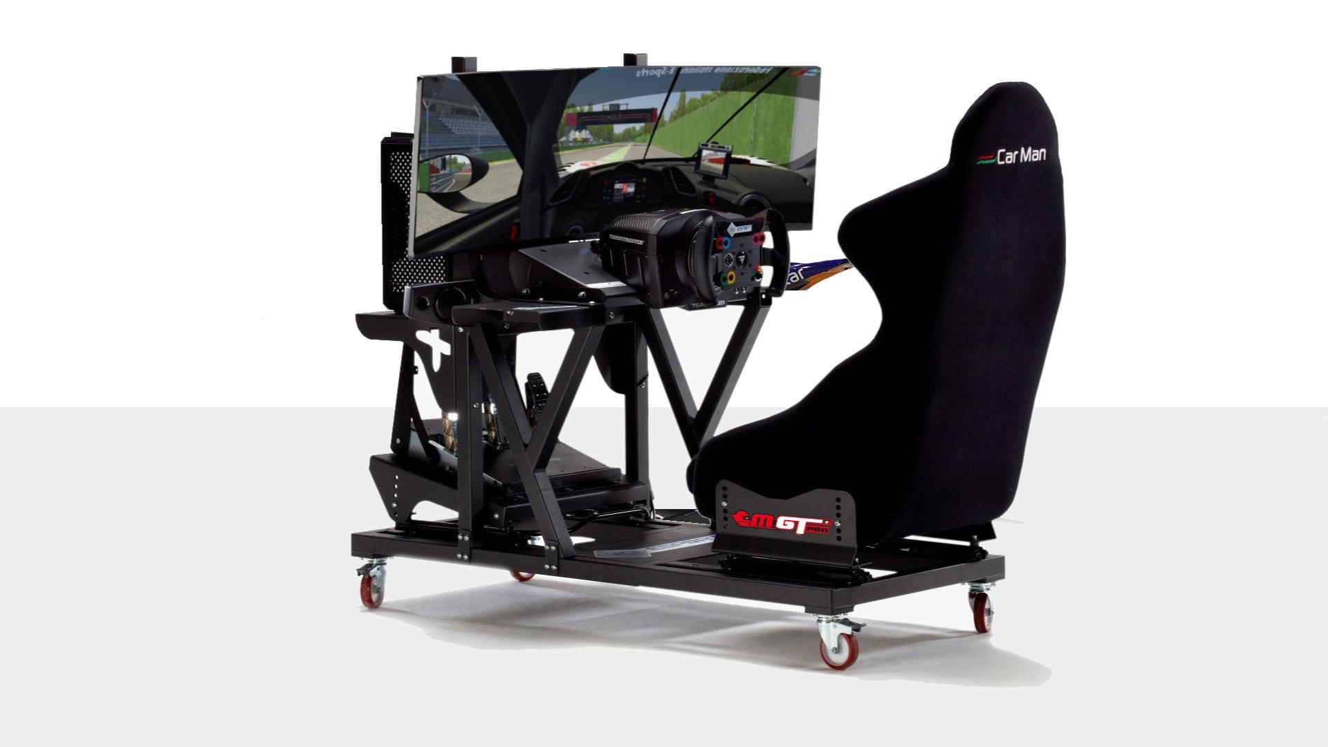 slide simulatori cm gt bg